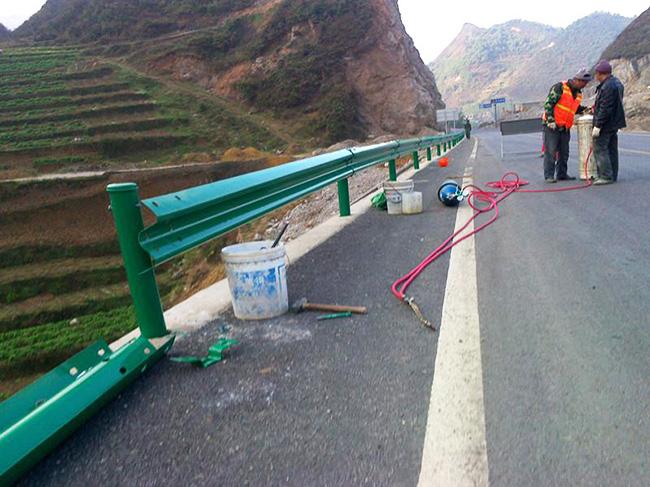 奉节高速公路波形护栏