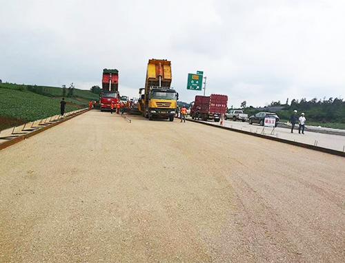 云南红河高速护栏安装